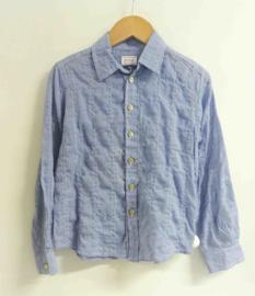 MORLEY overhemd - blauw
