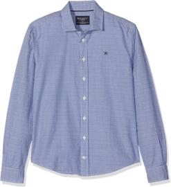 HACKETT overhemd - blauw