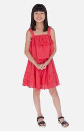 MAYORAL jurk - rood