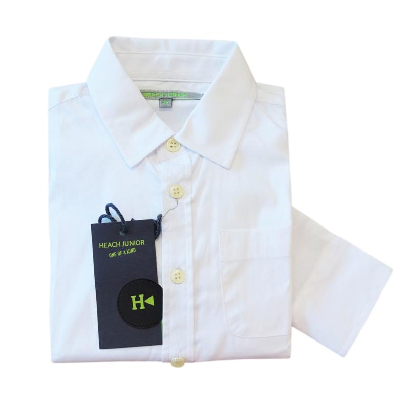 online store 6da4b 0b8c9 HEACH JUNIOR overhemd - wit | 3-4 jaar (98-104) | KLEDWIN
