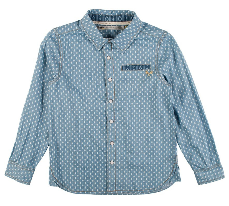 RUMBL! overhemd
