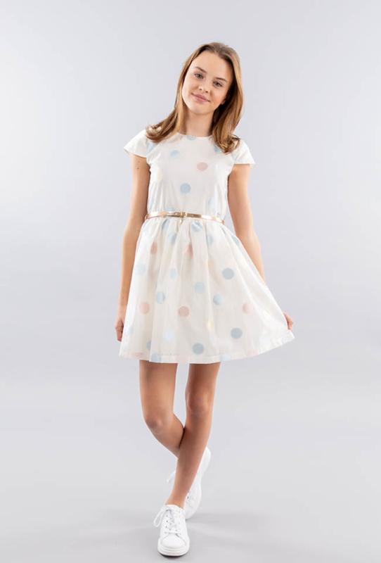 SCAPA communie / bruidsmeisje jurk - ecru