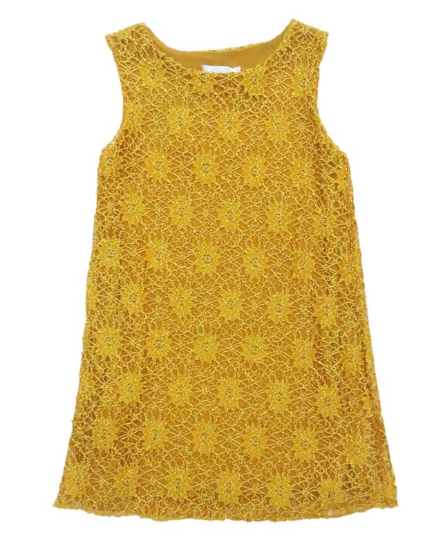 JOBILLA SCARABOCCHI jurk kant