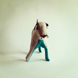 Flappie (de knuffelhond)