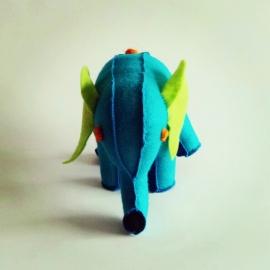 Ollie de Olifant