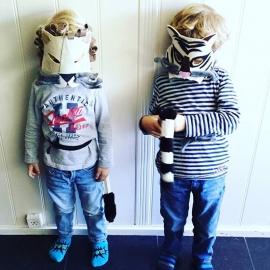 De maskers