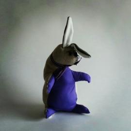 Krijn (het knuffelkonijn)