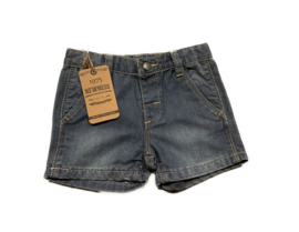 Denim shorts - laatste maat 86