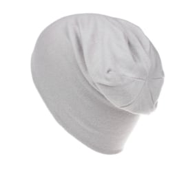 Slouchy beanie grey