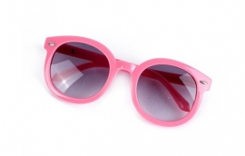 Pink posh sunglasses