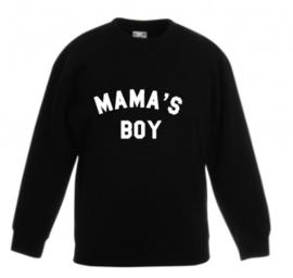 Mama's boy/girl