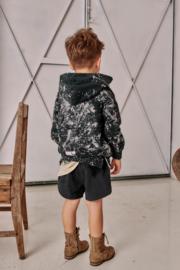Batic zip hoodie