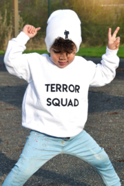 Terror squad sweater (zwart/wit)