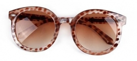 Leopard posh sunglasses