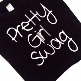 Pretty girl swag black