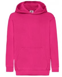 Just basic hoodie (12 kleuren)