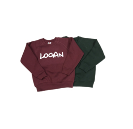 Name sweater (9 colors)