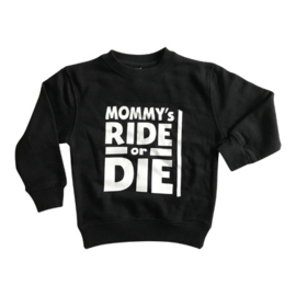 Ride or die sweater