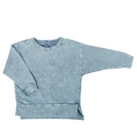 Simple acid sweat blue