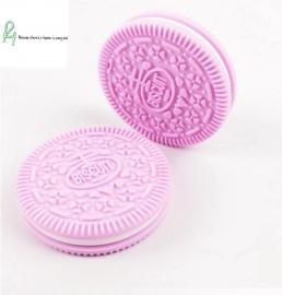 Oreo teether pink