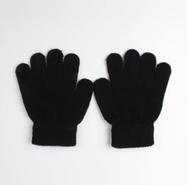 Basic gloves black