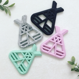 Teepee teether (4 colors)