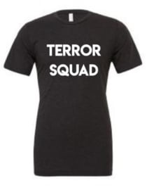 Terror squad adult tee (3 colors)