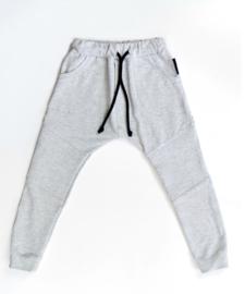 Melange jogger pants