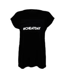 #cheatday tee