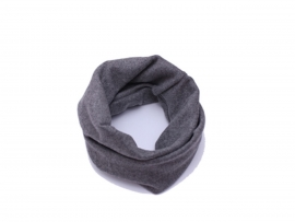 Collar scarf dark grey