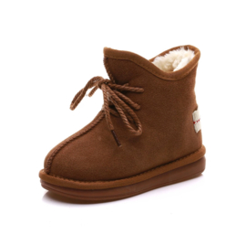 Camel thunder boots