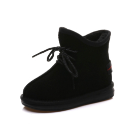 Black thunder boots