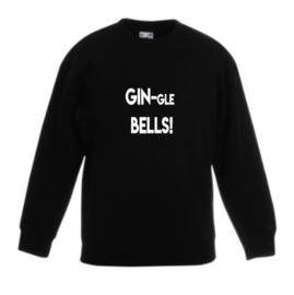 GIN-gle Bells sweater