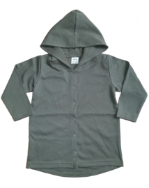 Basic hoodie vest