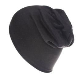 Baggy beanie  black