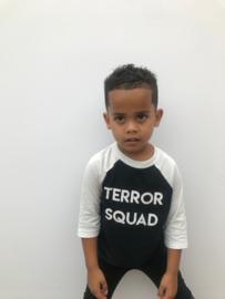 Terror squad baseball shirt