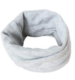 Collar scarf grey