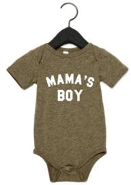 Mama's boy romper (verschillende kleuren)