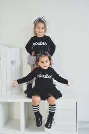 Double trouble - kids long sleeves