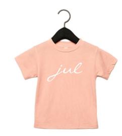 Jut & Jul (triblend 4 colors)