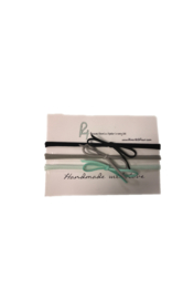 3 colors bow headbands - extra soft
