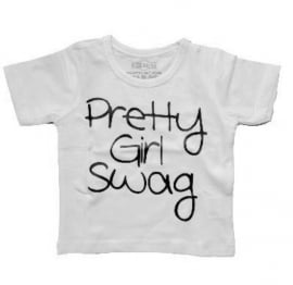 Pretty girl swag white