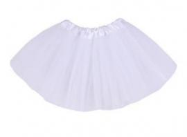 Basic tutu white