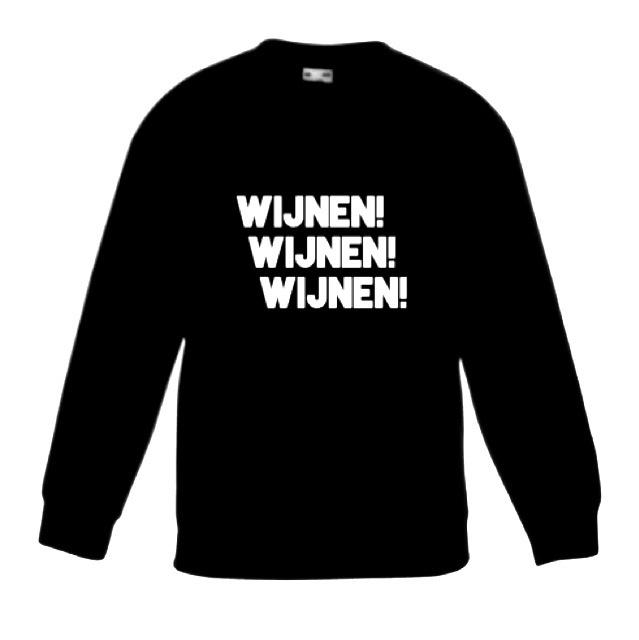Wine o'cock sweater