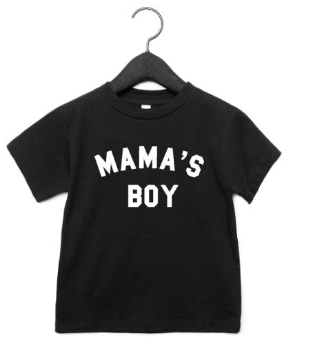 Mama's boy (verschillende kleuren)