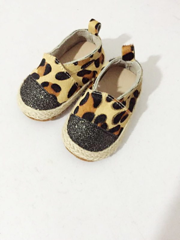Leopard espadrilles