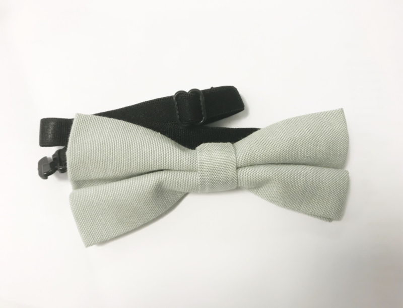 Bow tie light green