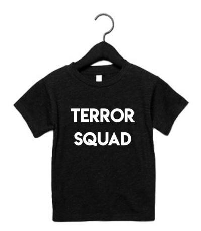 Terror squad (multiple colors)