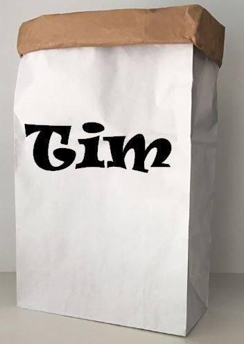 Paperbag name