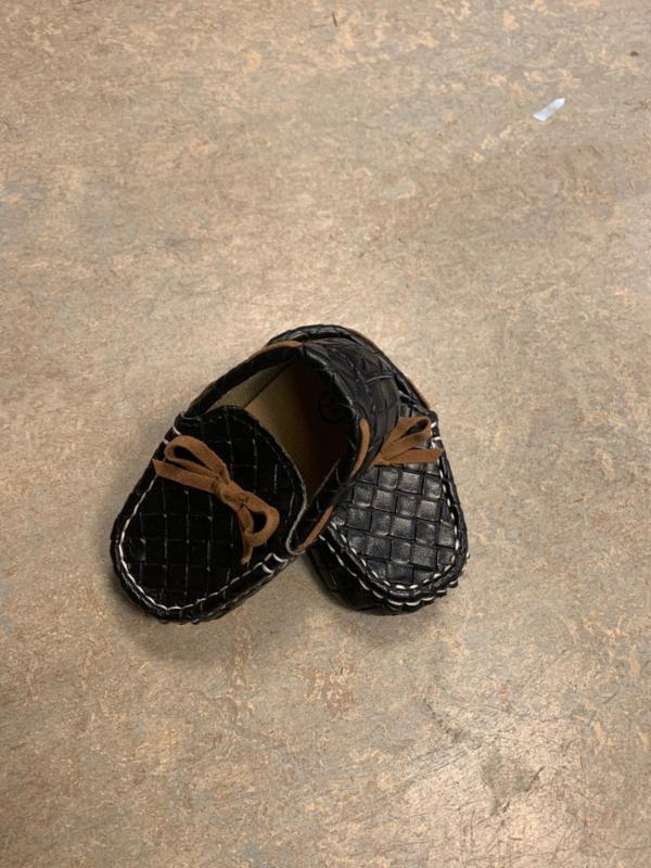 Zwart loafers baby 18/19